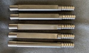 Precision Machined Putter Stems Used for Custom-Fitted Putters